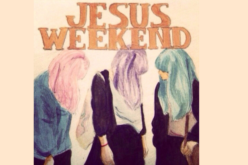 JESUS WEEKEND