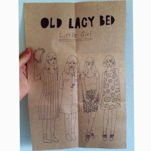 OLD LACY  BED_Lyric-Sheet