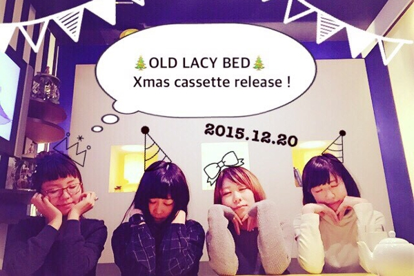 OLD LACY BED_Xmas Cassette