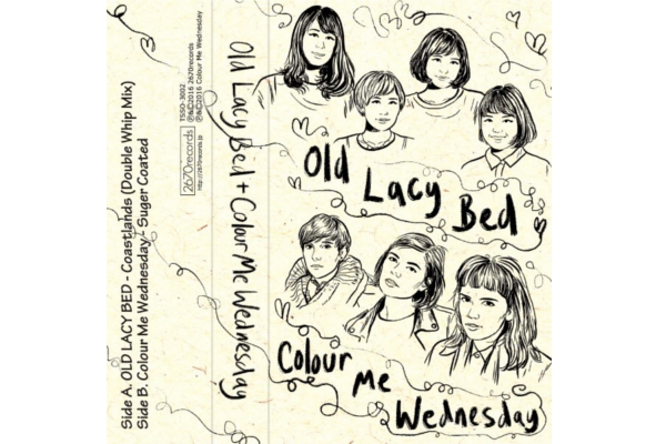 OLD LACY BED & Colour Me Wednesday