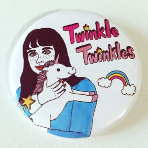 Twinkle Twinkles_缶バッジ