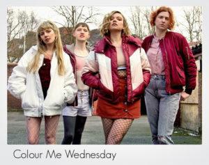 Colour Me Wednesday (カラー・ミー・ウェンズデイ)