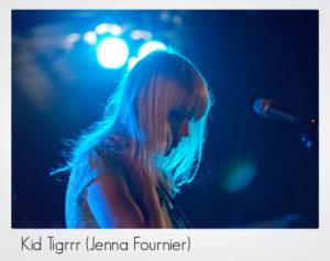 Kid Tigrrr / Jenna Fournier(ジェンナ・フォーニェ)