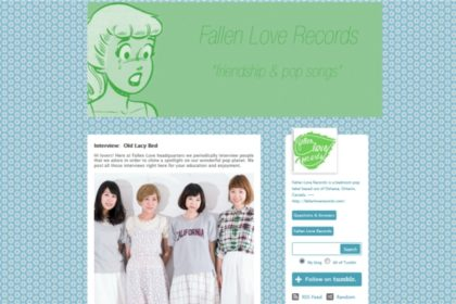 OLD LACY BED - Fallen Love Records